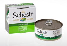 Schesir - Kip, rund, tonijn in gelei - tray 10 stuks a 150 gram