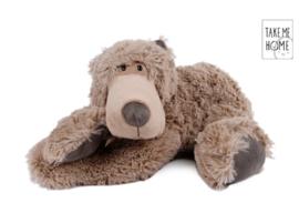 Liggende beer - 50 cm