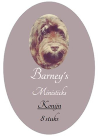 Barney's Mini Sticks Konijn