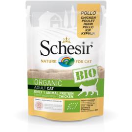 Schesir - Kip    8 zakjes a 85 gram