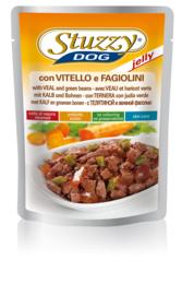 Stuzzy - pouch 100 gram per zakje - 24 stuks