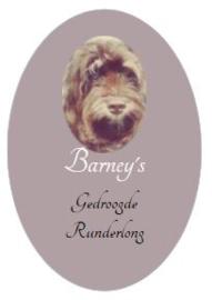 Barney's verantwoorde runderlong trainers