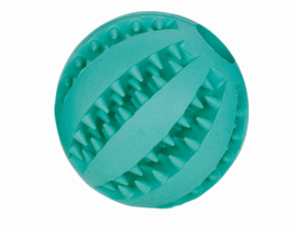 Speelpakket (Dentall ball of Rugby Ball met 1 tube trixie premio pasta)