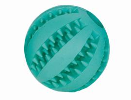 Speelpakket (Dentall ball of Rugby Ball met 1 tube trixie premio pasta)