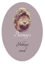 Barney's Yakkeys S, M & L