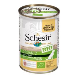 Schesir - Biologisch Kip - per tray van 6 stuks