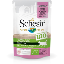 Schesir - Varken    8 zakjes a 85 gram