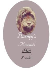 Barney's Mini Sticks Hert