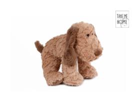 Hond zittend -24 cm