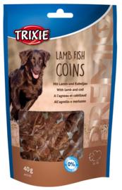 Trixie Premio - Lamb Fish Coins