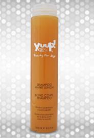 Yuup! Shampoo lange vacht