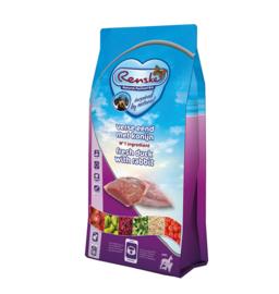 Renske - Super Premium Droogvoer  verse Eend met Konijn