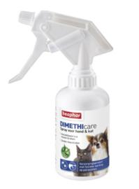 Dimethicare Spray voor hond & kat