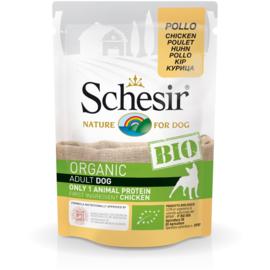 SCHESIR - Natvoer 85 gram zakjes Kip