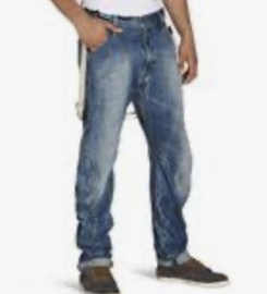 G-STAR jeans Arc loose tapered fitmet bretellen