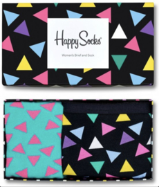 Happy socks women's brief and sock