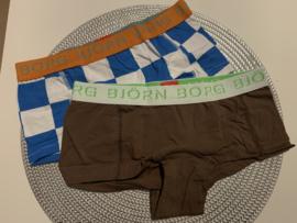 Set 2 women's shorts Björn borg