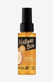 Nature Box haarolie Argan 70 ml