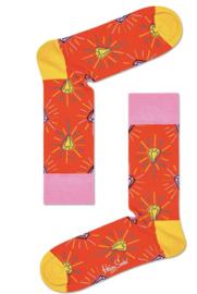 Happy socks Pink Panther plunk plink sock maat 36-40
