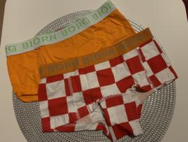 Set 2 paar Björn Borg women's shorts