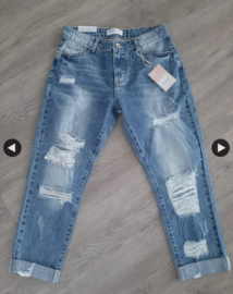 Amber jeans - trashed jeans VS Miss