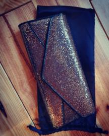 clutch Amazing glitter