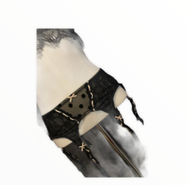 Dita Von Teese jartellen Sophia black