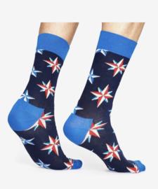Happy socks Nautical Star Sokken41-46