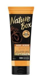 Nature Box Body Scrub Apricot oil