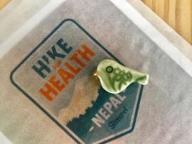 """""""Hike for Health"""" Lucky Bird"""