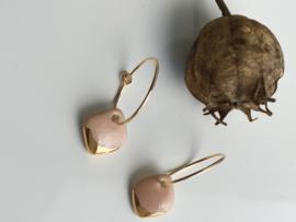 Oorbel Caro - nude