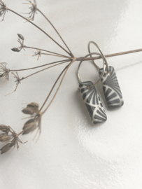 Oorring 925 zilver - Namika mat