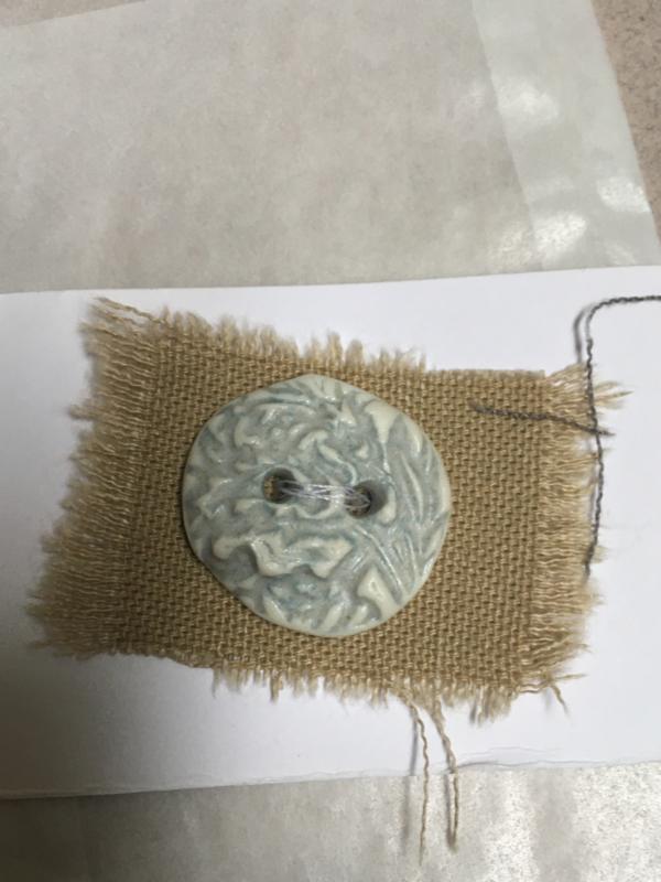 Porseleinen knoop 028
