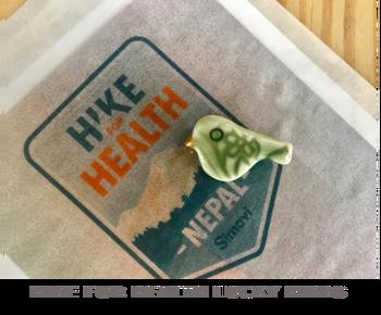 Hike for Health sponsoractie