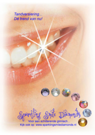 Doe Het Zelf set Sparkling Smile Diamonds