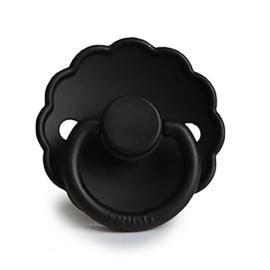 Frigg tut daisy fopspeen latex - Black