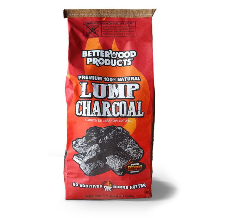 BetterWood Charcoal 8 kg