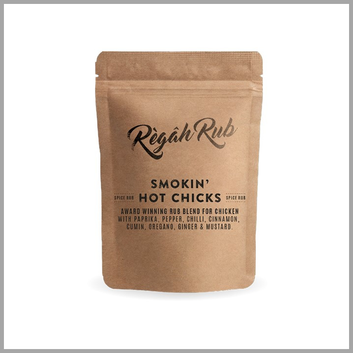 Regah Rub Smokin' Hot Chicks 300 gr
