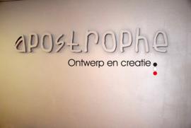 Welkom bij Apostrophe