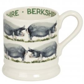 ½ pint mug Berkshire