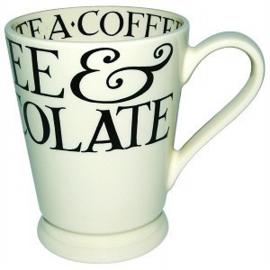 cocoa mug black toast & marmalade