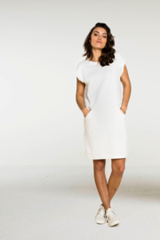 BY-BAR Rose dress white XS