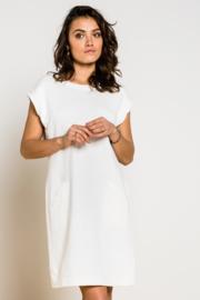 BY-BAR Rose dress white S