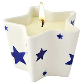 star candle starry skies