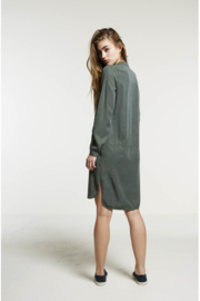 BY-BAR Bodil dress dark green XS