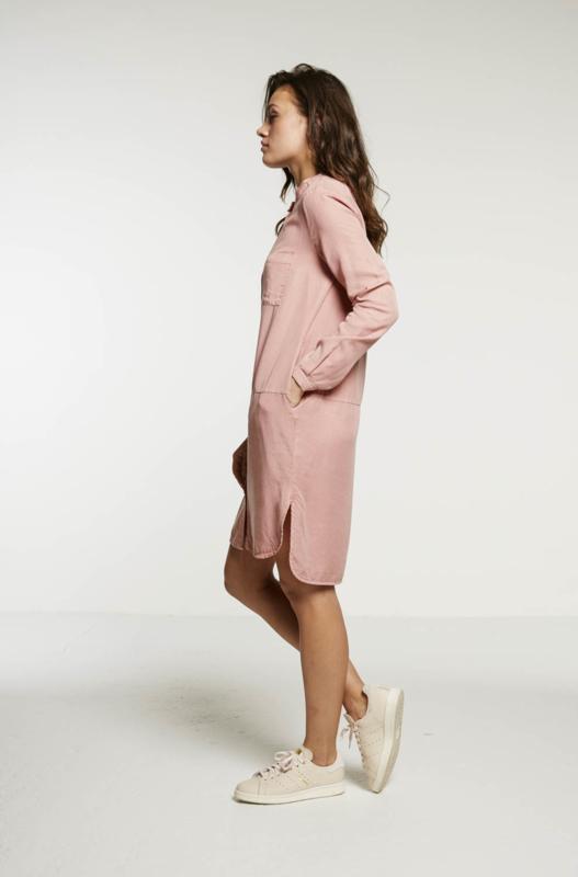 BY-BAR Bodil dress ash rose L