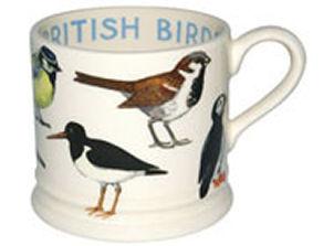 babymug Britisch birds