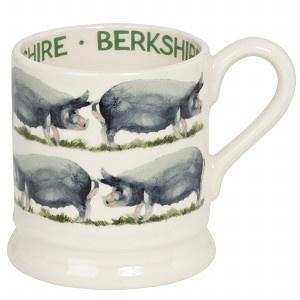 ½ pint mug Berkshire