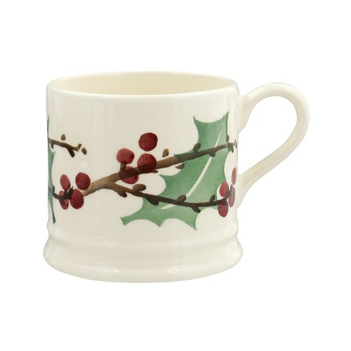 small mug  winterberry