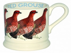 babymug red grouse